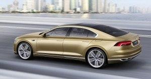 2015 Volkswagen C Concept GTE 27
