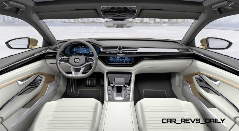 2015 Volkswagen C Concept GTE 31