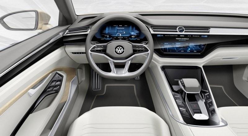 2015 Volkswagen C Concept GTE 34