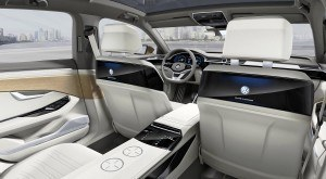 2015 Volkswagen C Concept GTE 36