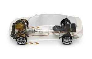 2015 Volkswagen C Concept GTE 4