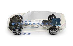 2015 Volkswagen C Concept GTE 5