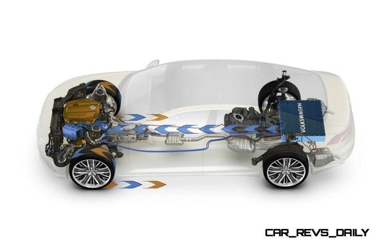 2015 Volkswagen C Concept GTE 6