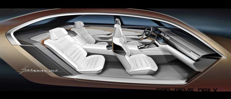 2015 Volkswagen C Concept GTE 9
