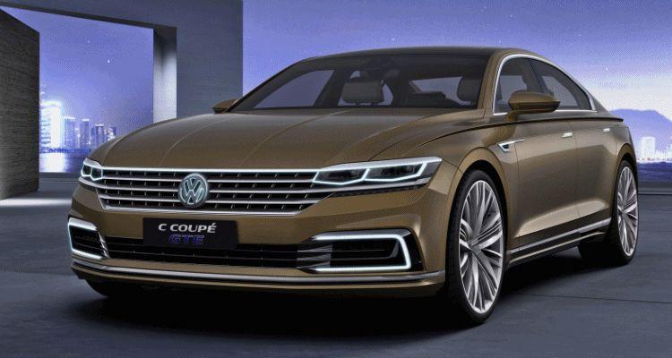 2015 Volkswagen C Concept GTE