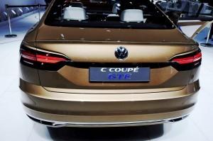2015 Volkswagen C Coupe GTE Concept 1