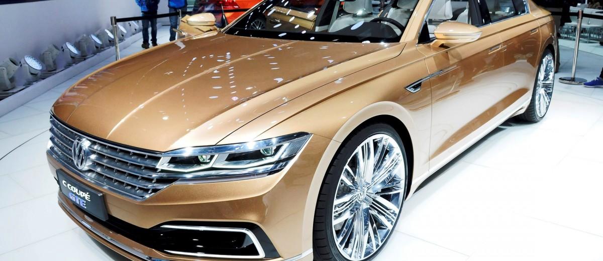 2015 Volkswagen C Coupe GTE Concept 11