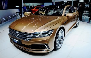 2015 Volkswagen C Coupe GTE Concept 12