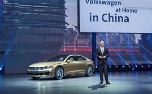 2015 Volkswagen C Coupe GTE Concept 13