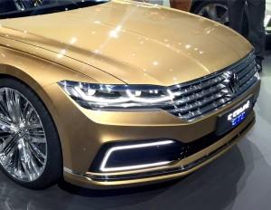 2015 Volkswagen C Coupe GTE Concept 16