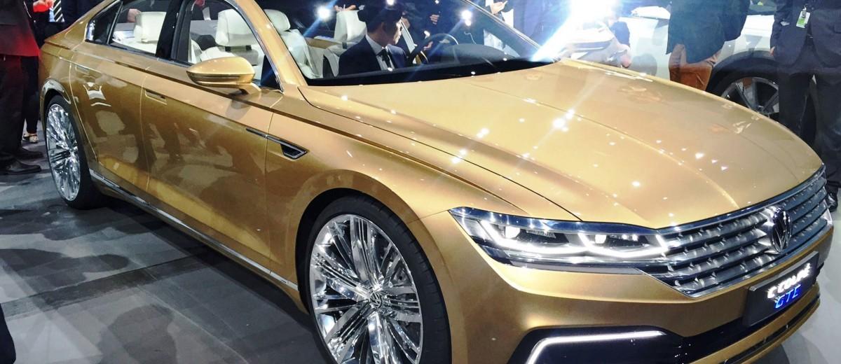 2015 Volkswagen C Coupe GTE Concept 17