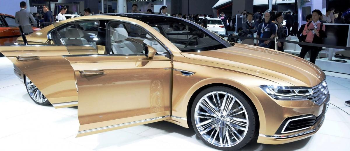 2015 Volkswagen C Coupe GTE Concept 2