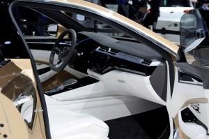 2015 Volkswagen C Coupe GTE Concept 3