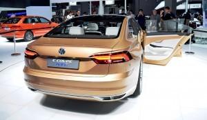 2015 Volkswagen C Coupe GTE Concept 5