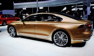 2015 Volkswagen C Coupe GTE Concept 7