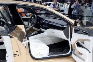2015 Volkswagen C Coupe GTE Concept 9