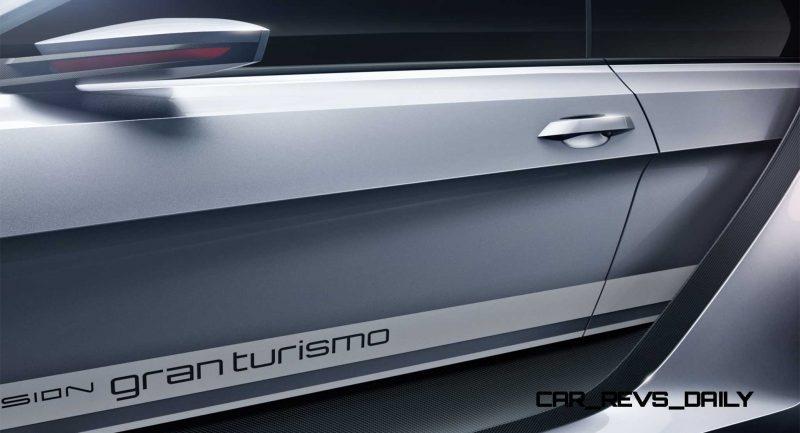 2015 Volkswagen #VisionGTI Concept 12