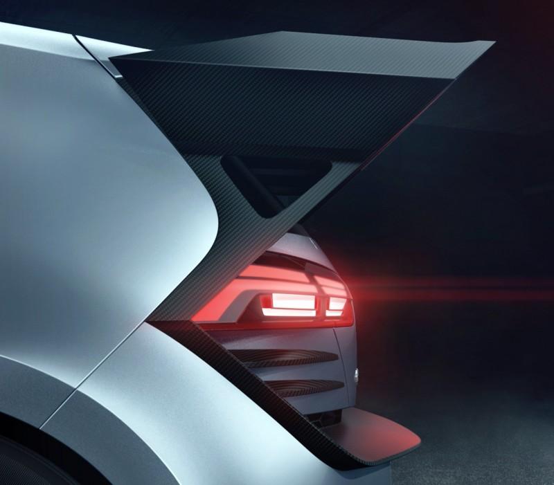 2015 Volkswagen #VisionGTI Concept 17