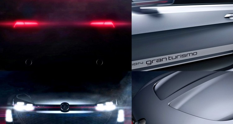 2015 Volkswagen #VisionGTI Concept 4