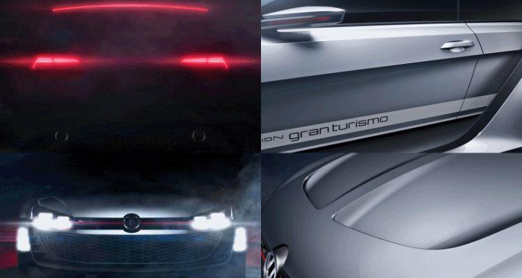 2015 Volkswagen #VisionGTI Concept