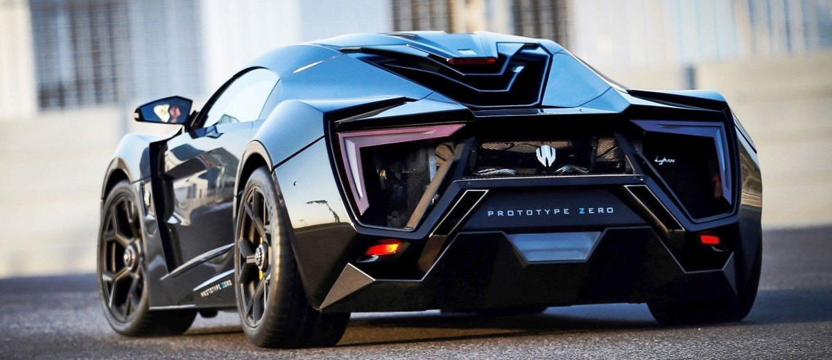 2015 W Motors Lykan HyperSport FF7 Shanghai Launch Party 12