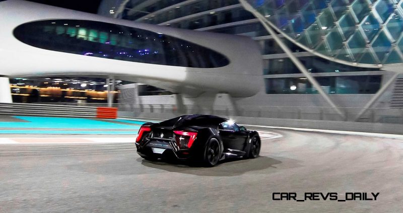 2015 W Motors Lykan HyperSport FF7 Shanghai Launch Party 15