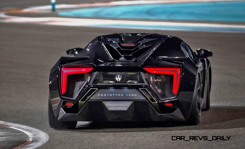 2015 W Motors Lykan HyperSport FF7 Shanghai Launch Party 17