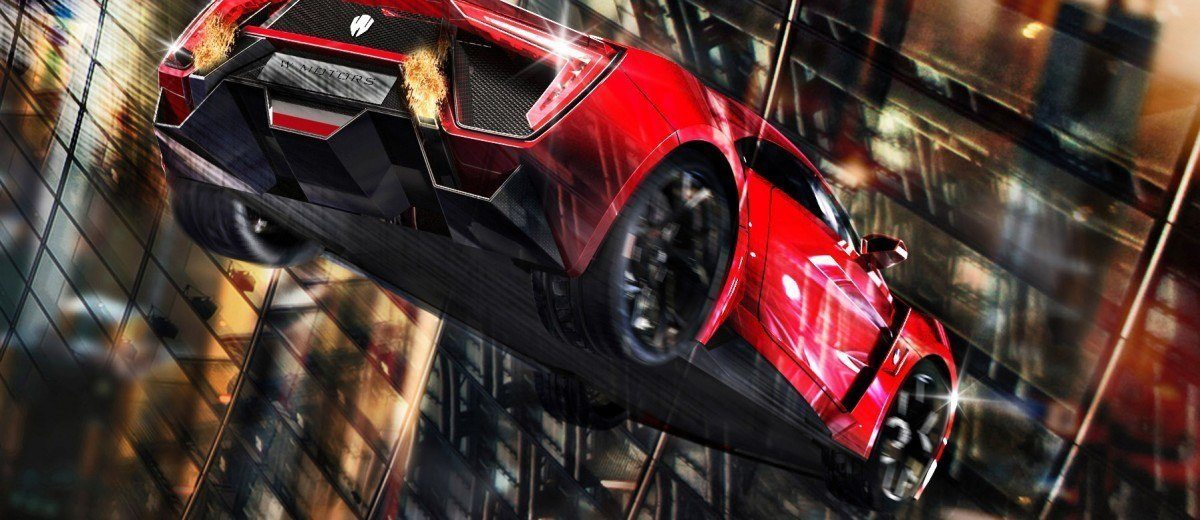 Lykan HyperSport FURIOUS7