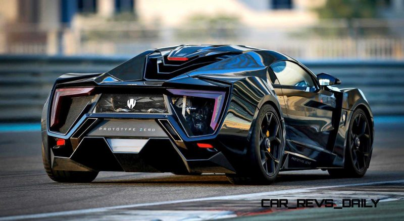 2015 W Motors Lykan HyperSport FF7 Shanghai Launch Party 5