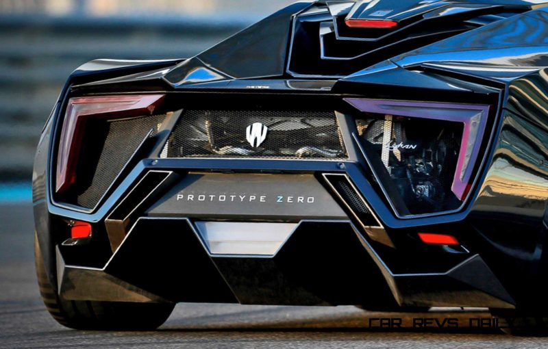 2015 W Motors Lykan HyperSport FF7 Shanghai Launch Party 6
