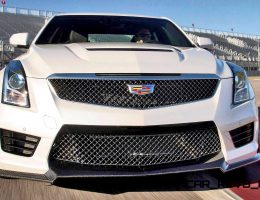 2016 Cadillac ATS-V Twins Make Dynamic Debut at COTA in 33 New Photos