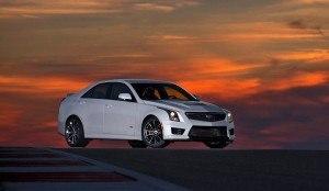 2016 Cadillac ATS-V Sedan