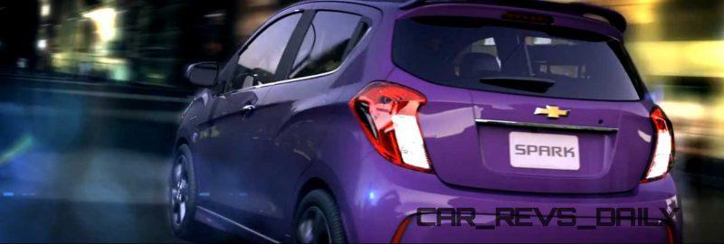 2016 Chevrolet Spark 18