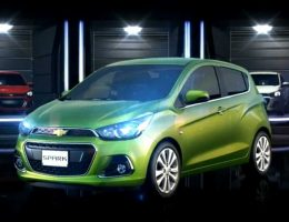 2016 Chevrolet Spark Brings New Turbo Engine + Lower, Sportier Style and Handling