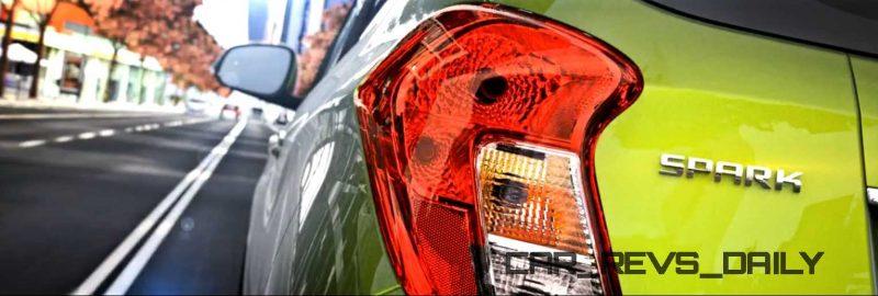 2016 Chevrolet Spark 9