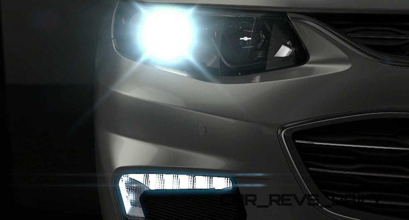 2016 Chevy Malibu 1