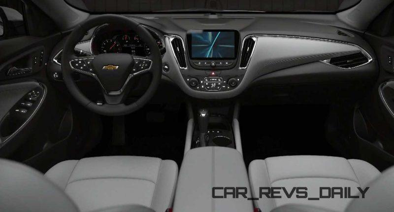 2016 Chevy Malibu 3