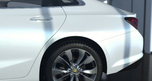 2016 Chevy Malibu 5