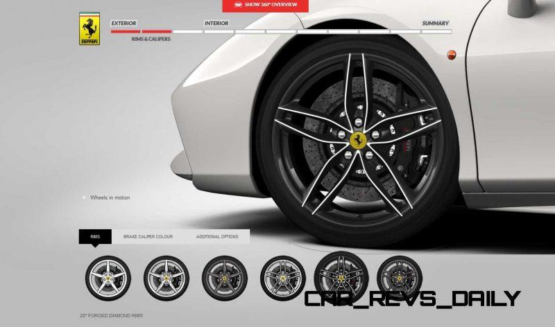 2016 Ferrari 488GTB Colors  11