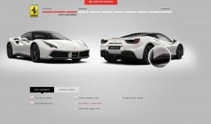 2016 Ferrari 488GTB Colors 14