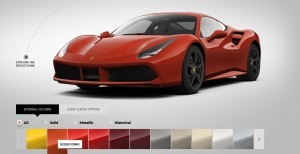 2016 Ferrari 488GTB Colors  52