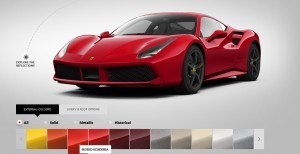 2016 Ferrari 488GTB Colors  53