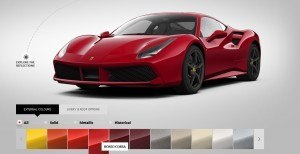 2016 Ferrari 488GTB Colors 54