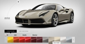 2016 Ferrari 488GTB Colors  58