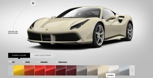 2016 Ferrari 488GTB Colors 59