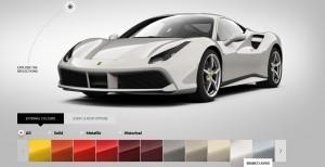 2016 Ferrari 488GTB Colors 60