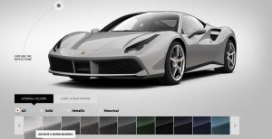 2016 Ferrari 488GTB Colors  62