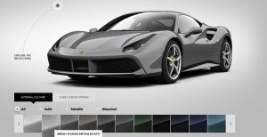 2016 Ferrari 488GTB Colors  63