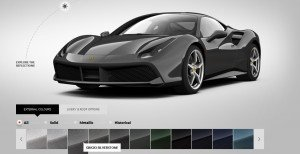 2016 Ferrari 488GTB Colors 64
