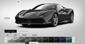 2016 Ferrari 488GTB Colors 65